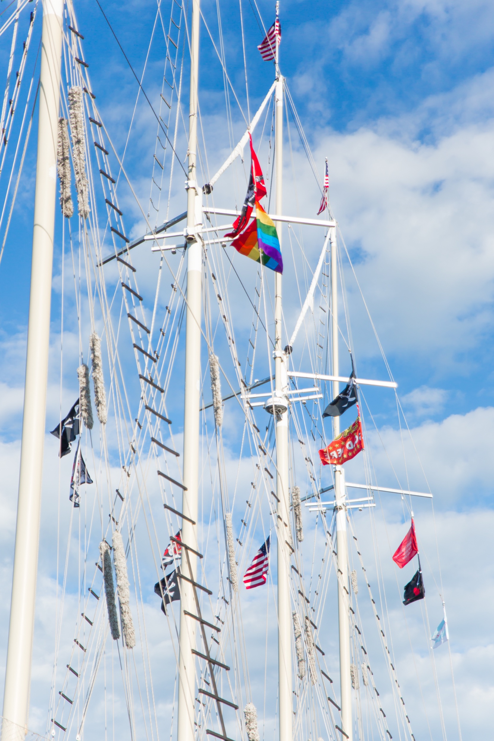 Tall Ships in Sturgeon Bay