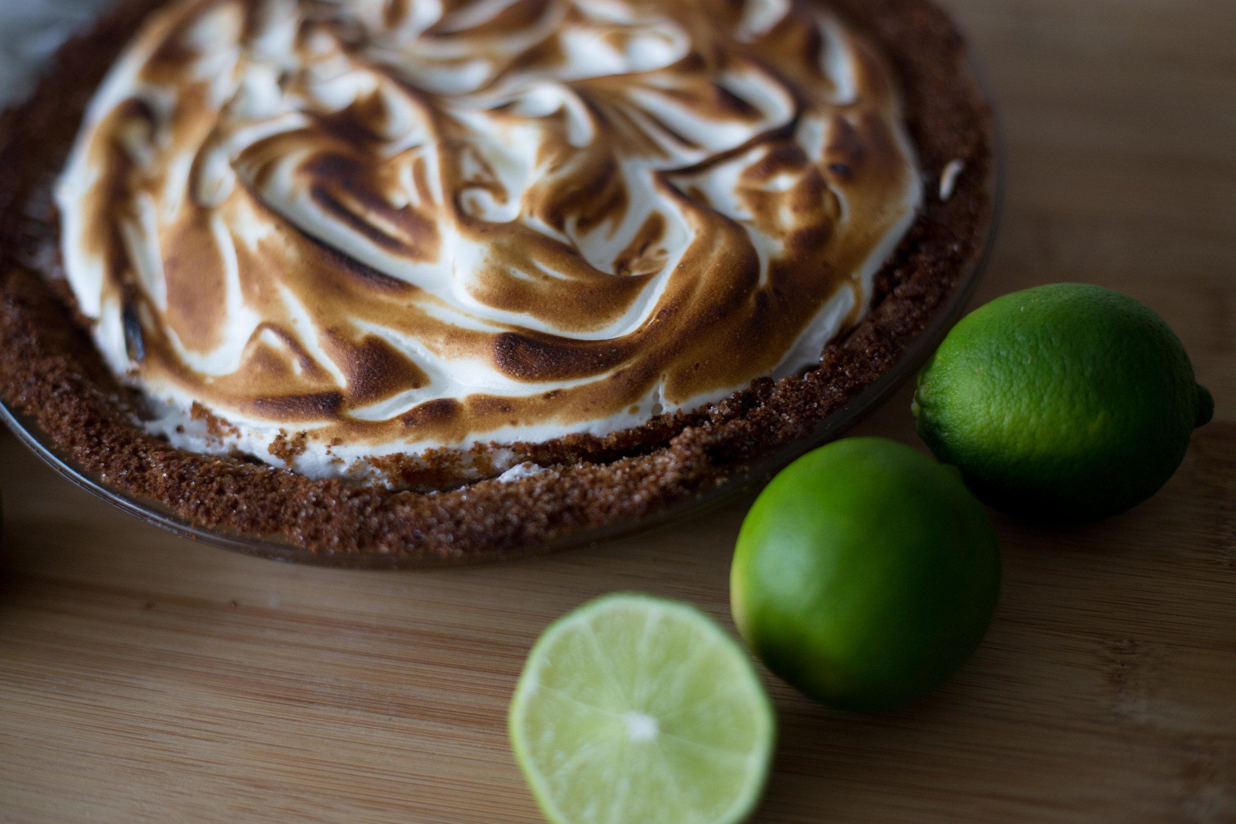 Chicago Key Lime Pie