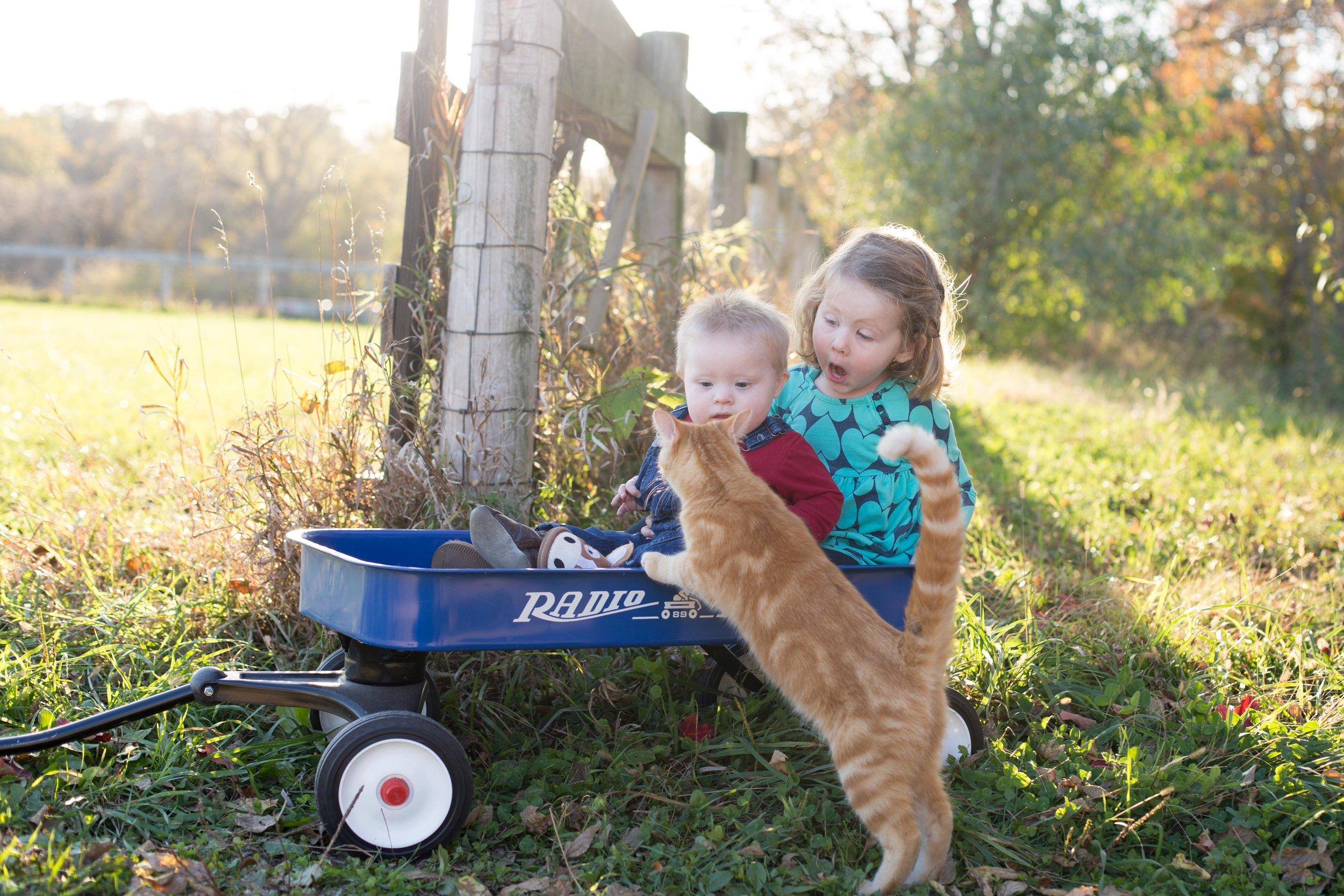 Wheaton Radio Flyer Children