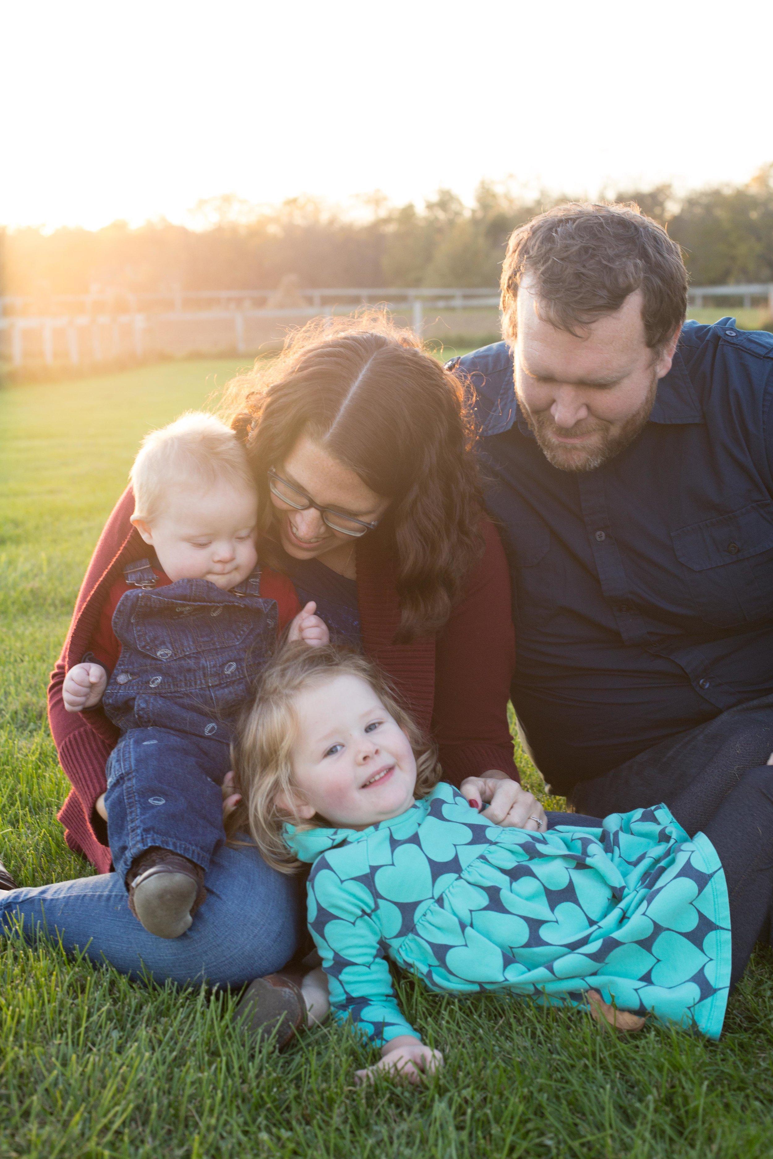 Klein Creek Farm Family