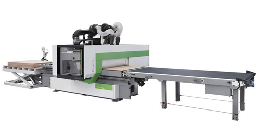 Rover BG Nested Base Cell - increase your productivity to 120 sheets/shift