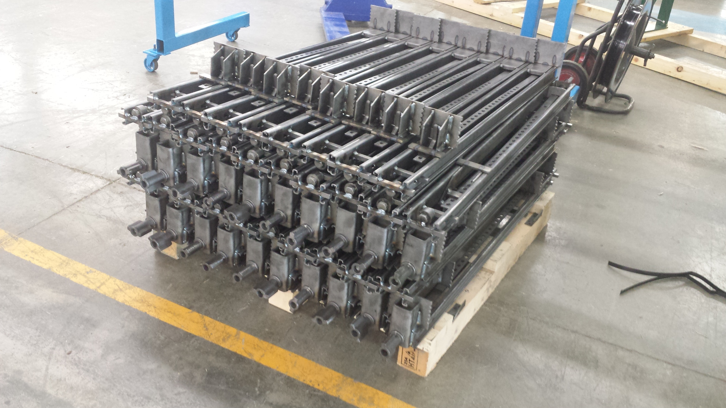 All clamps are modular. Designed to fit all JLT and Taylor systems.