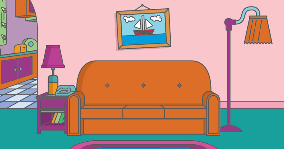 VECTOR ART - TV SETS