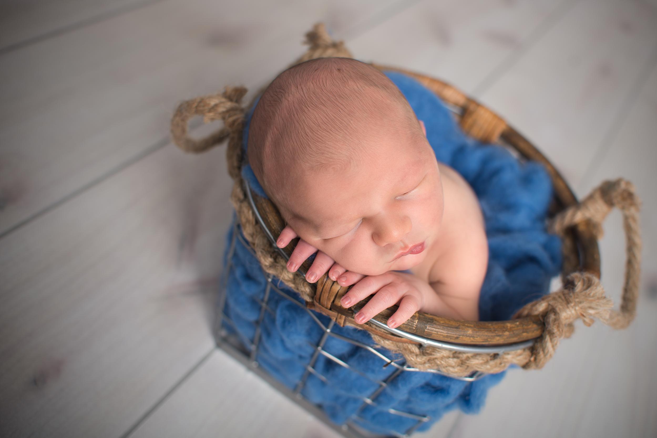 Julian's Newborn Session