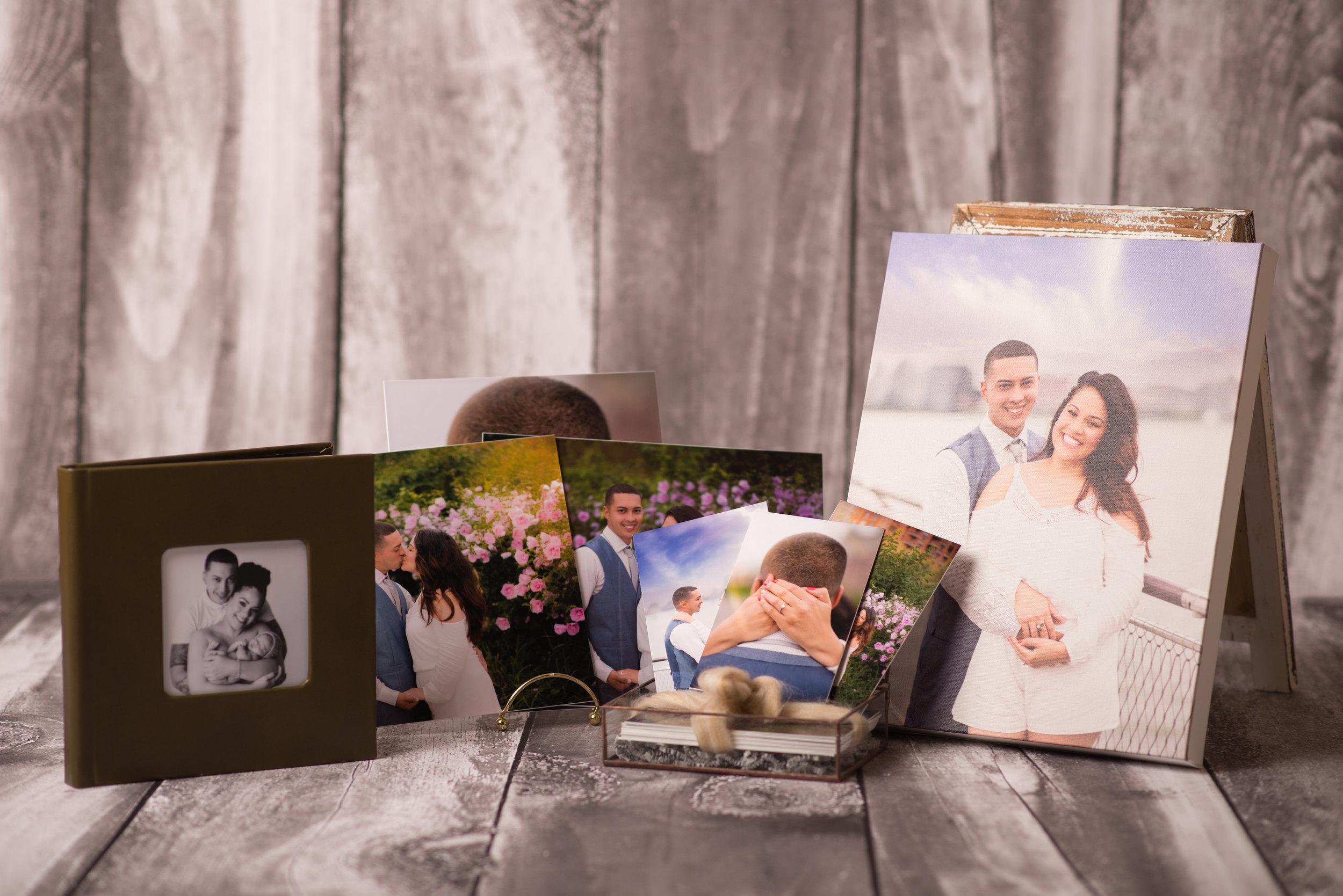 Jennifer Zuniga- Bump to Birth and Proposal