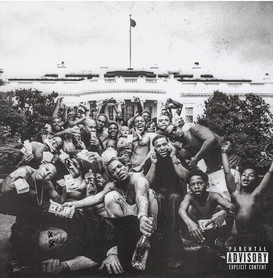 """Cover Art: """"To Pimp A Butterfly"""" by Kendrick Lamar (Top Dawg/Aftermath/Interscope, 2015)"""
