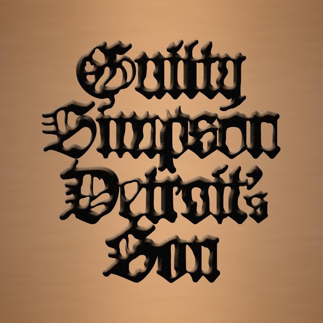 11. Guilty Simpson - Detroit's Songu