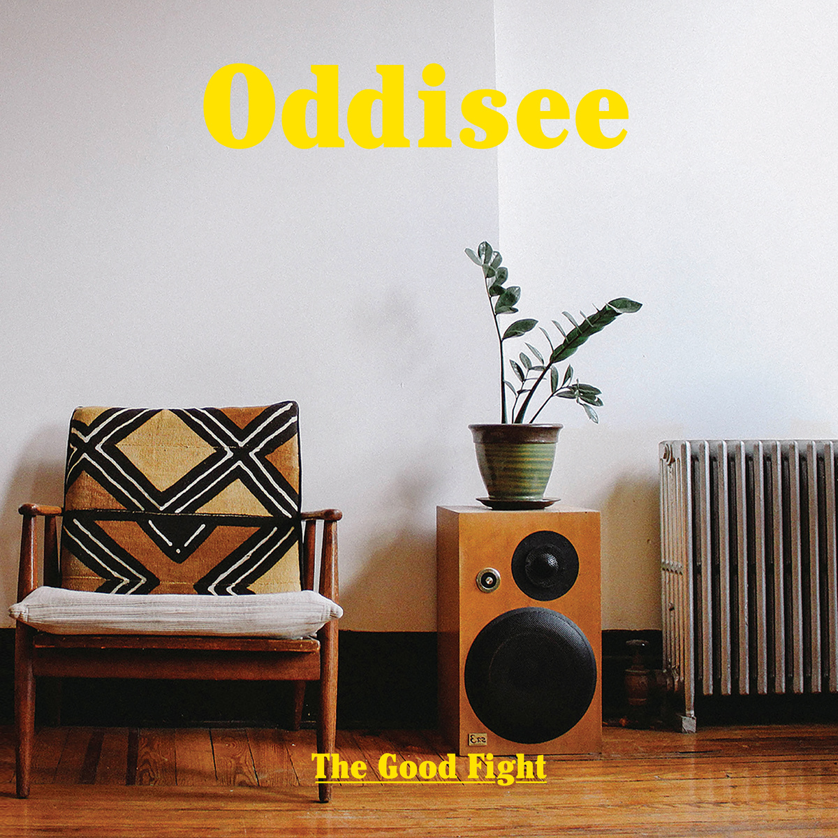 2. Oddisee - The Good Fight