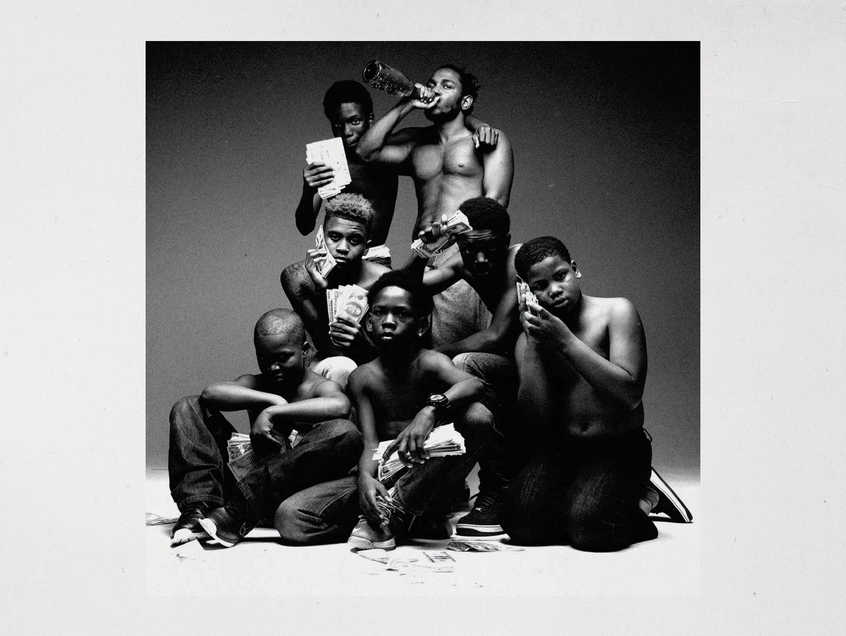 1. Kendrick Lamar - To Pimp A Butterfly