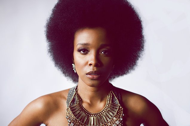 Jamila Woods by Bradley Murray