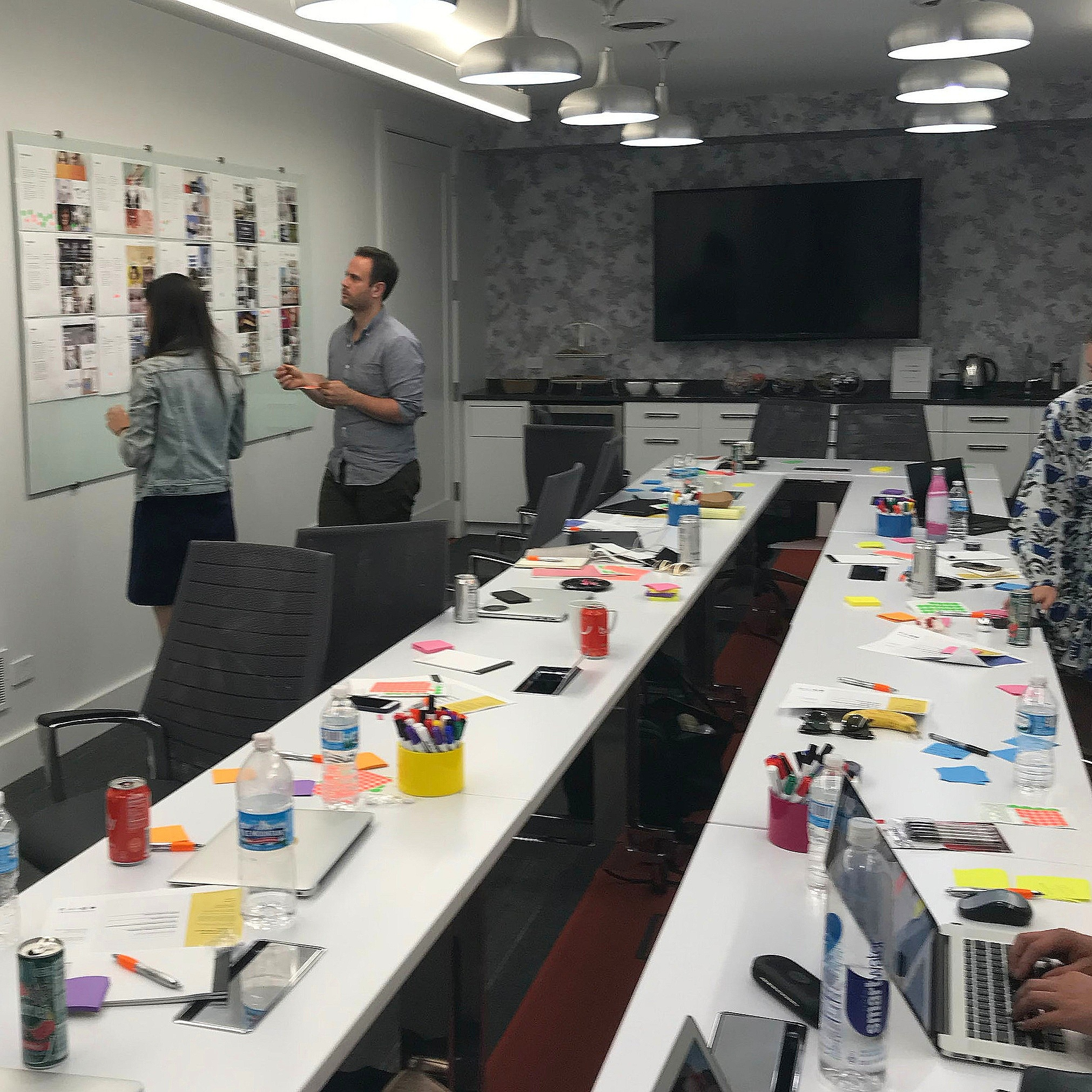 DESIGN THINKING WORKSHOPS