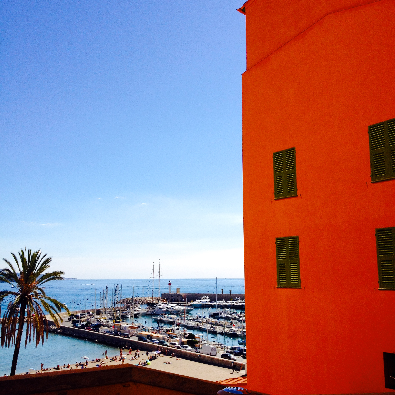 I AM ZAZIE Travel Menton French Riviera