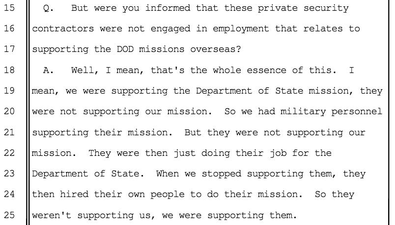 source:  gordon england, deputy secretary, department of defense, september 2, 2014