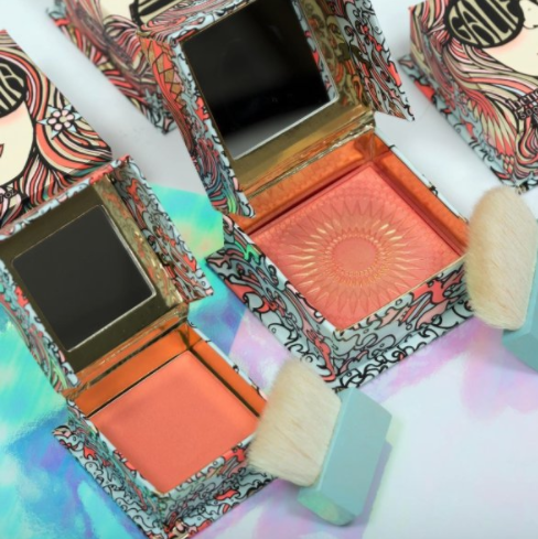 Photo from Benefit Twitter (taken today-which reminded me to write this article! haha)