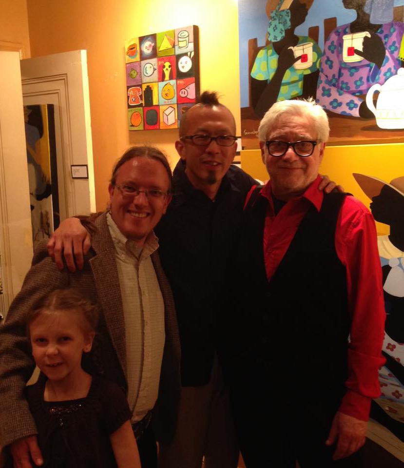 Ingrid, Keith Norval, Hadrian Mendoza