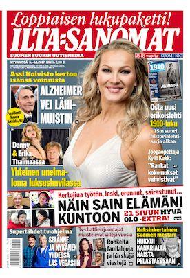 Ilta-Sanomat 5.–6.1.2017