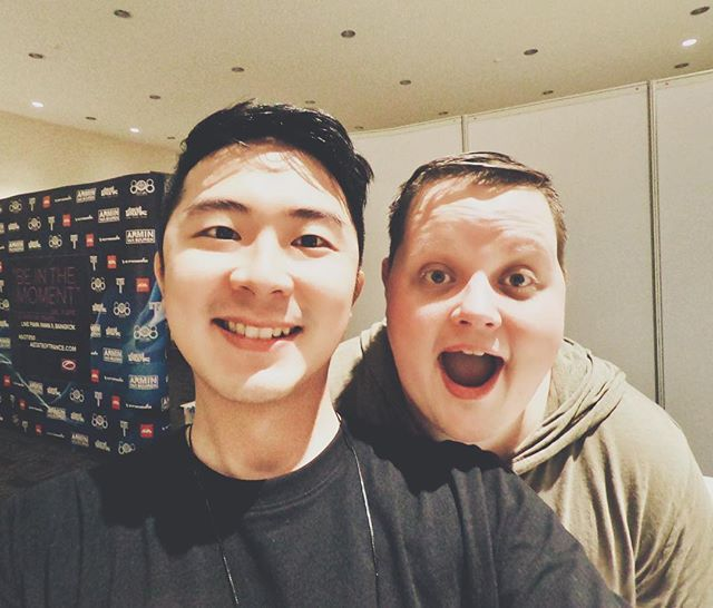 A selfie with Orjan after our #ASOT850 set in Bangkok just two months ago, it was an explosive one! 🔥💥 . Can't wait to be taking y'all to higher grounds tomorrow at the Zouk Mainroom with Orjan Nilsen and Attila Syah, buzz me up for tickets! 🎫🎟 . #TranceFamily #WeArmada #ASOT #borisfoong #cxw #orjannilsen #attilasyah #zoukkl