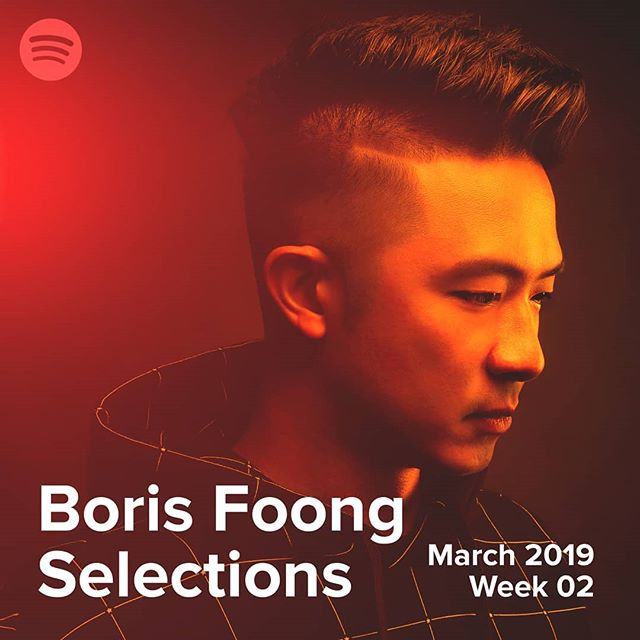 From today onwards, every Thursday, I'll be showcasing my weekly music playlist selections on Spotify, a place where I can share fresh new music to you all that currently inspires me. . So do subscribe/follow to my Spotify, for more fresh out of the oven music! Link in Bio! . #TranceFamily #BorisFoong #BF #Spotify #BFSelections #March2019 #Week2