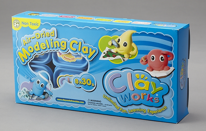 Now you can buy the best modeling clay on the market
