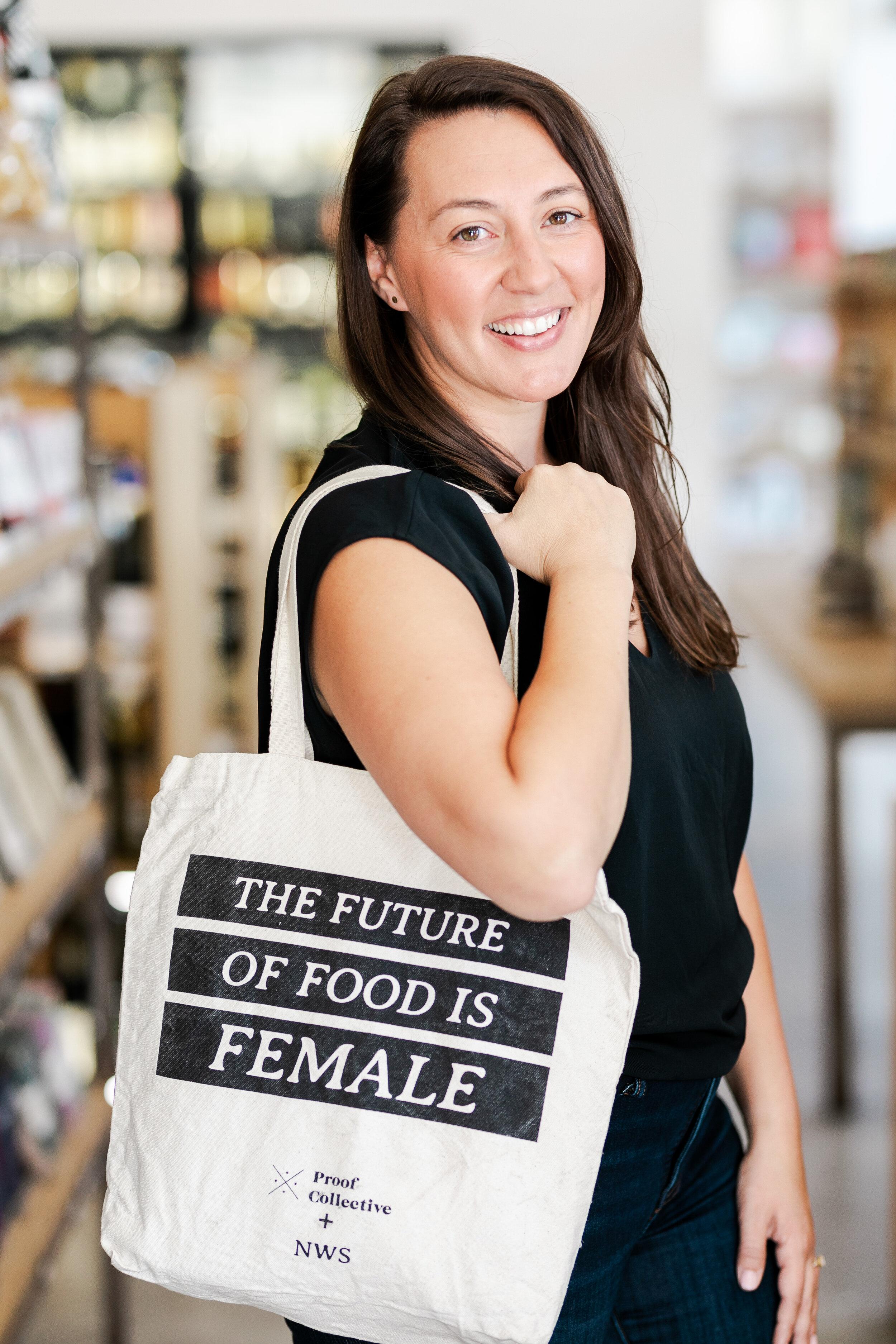 Alli Ball Future of Food is Female