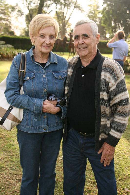 Roy and Joan Cooke