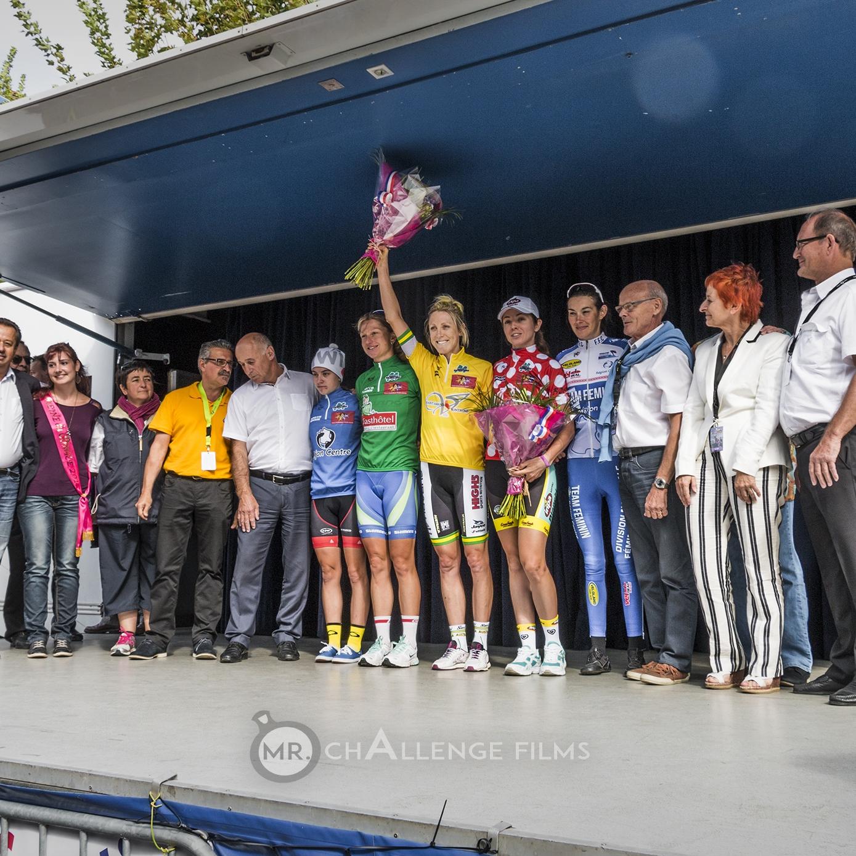 Rachel on podium - Winners (Monday 24th)-2.jpg