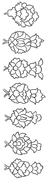 Hatai motifs