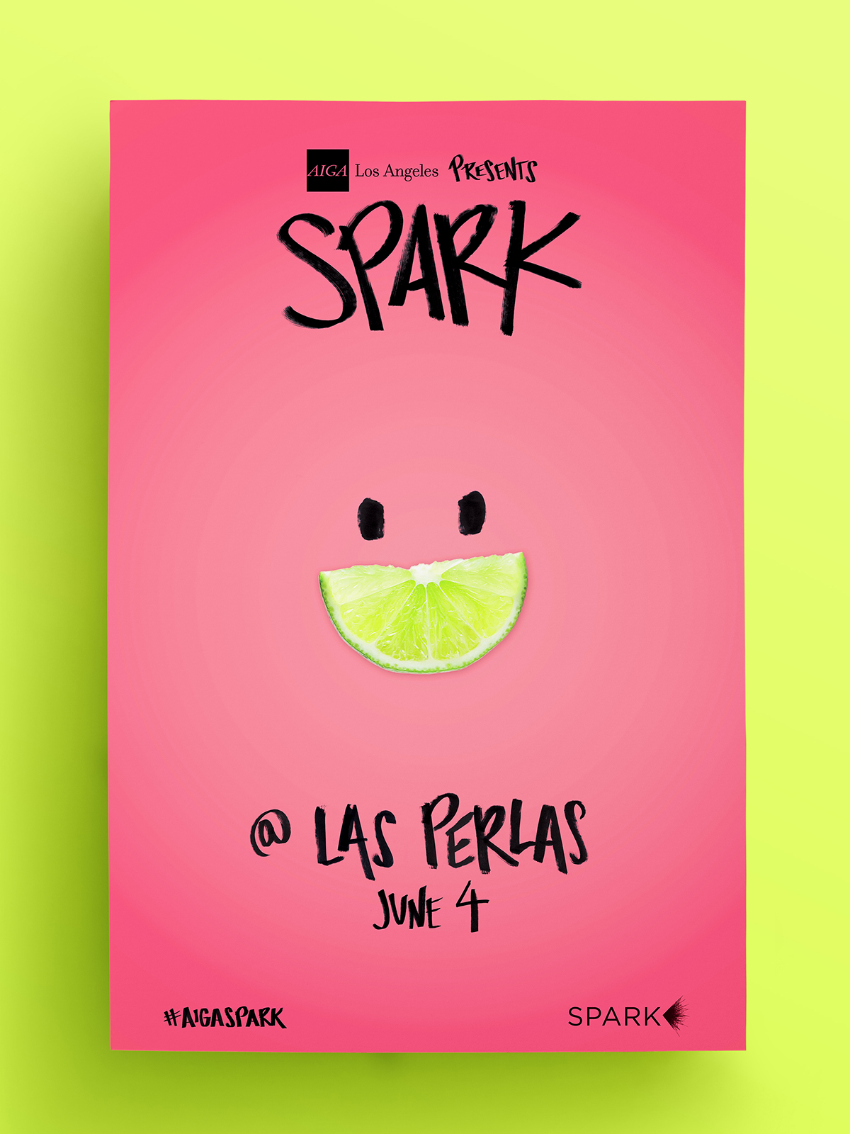 Spark at Las Perlas