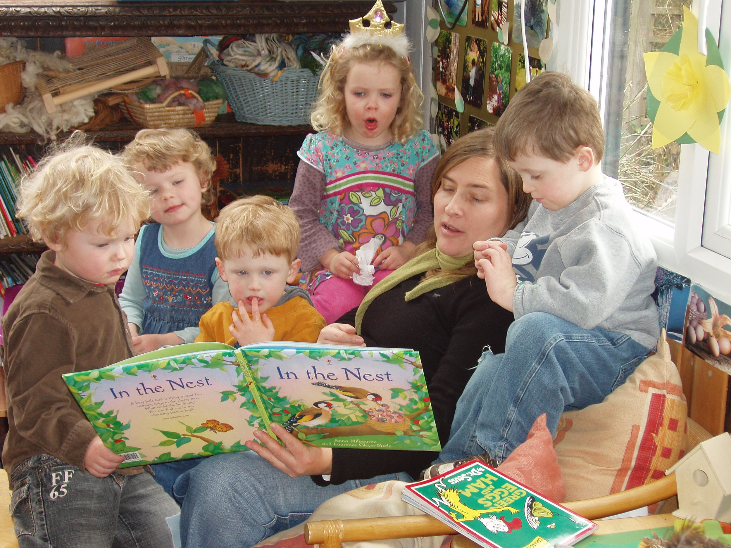 Georgia reading.JPG