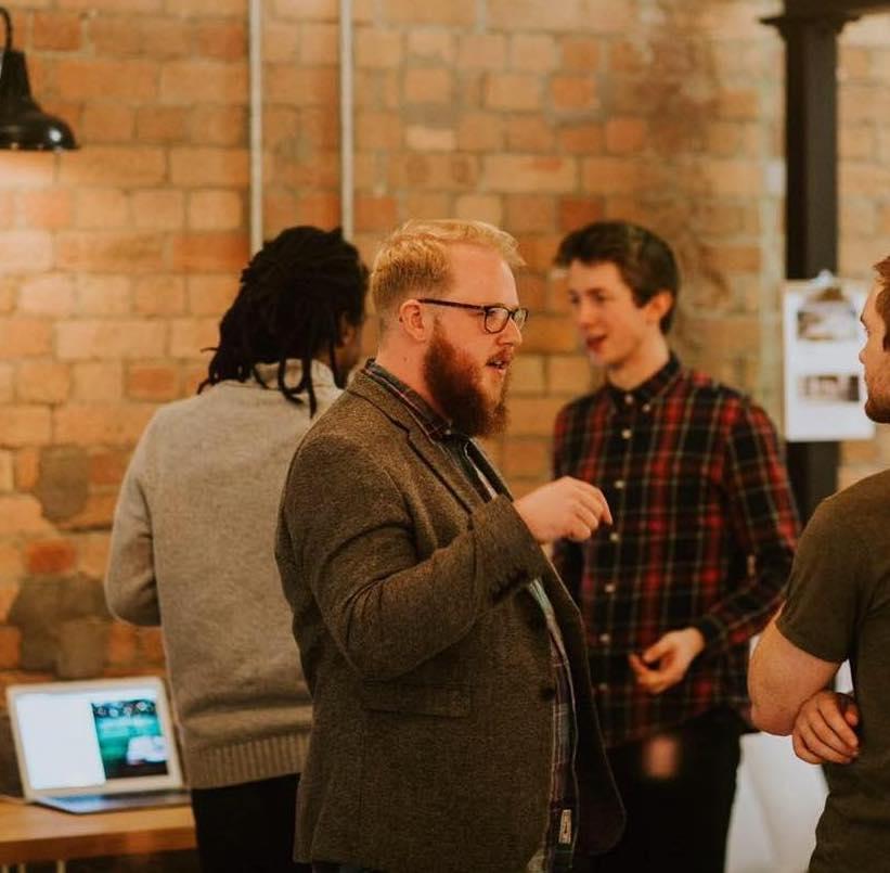 Studio Talk 5・Tom Locke at Hive Social | Kerstin Martin Squarespace Studio