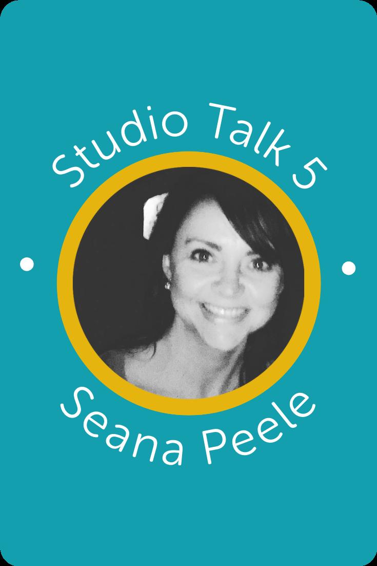 Studio Talk 5・Interviews with Squarespace Web Designers・Seana Peele