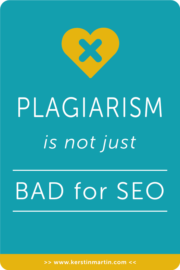 Plagiarism and what you can do about it・Kerstin Martin Squarespace Studio