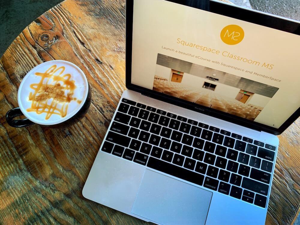 The 3 Methods for Hosting your eCourse on Squarespace・Kerstin Martin Squarespace Studio