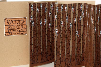 John  Dilnot-Woodpecker Wood-screen printed book-small.jpg
