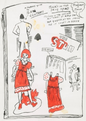 Drawing from the Clash Songbook 1979