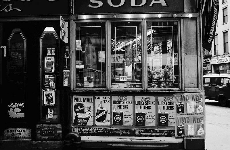 'Empty New York III' photogravure edition of 25