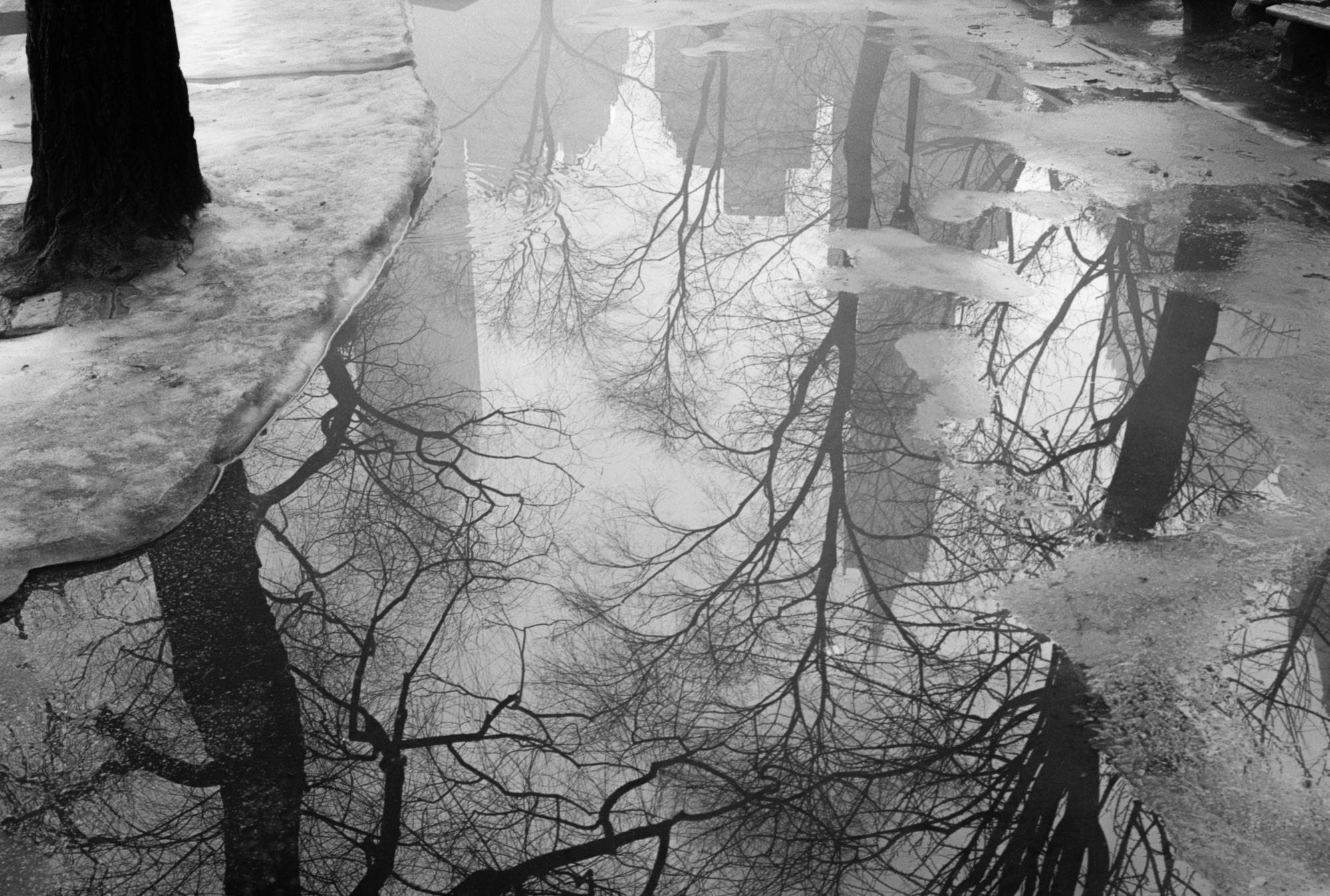 'Empty New York IV' photogravure edition of 25