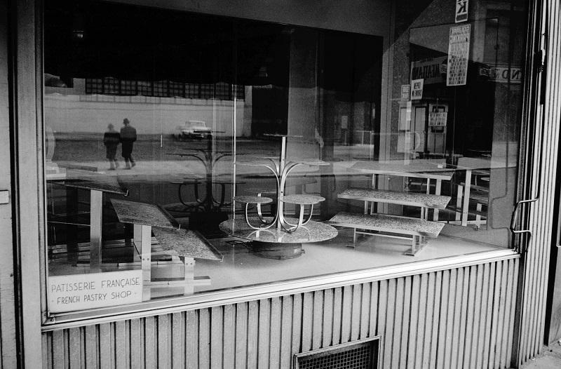 'Empty New York II' photogravure edition of 25
