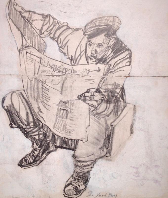 Dockyard Drawings and Prints