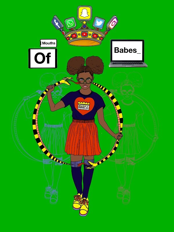 M.O.B. (a tribute to Emory Douglas)