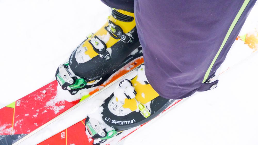 La Sportiva Spectre Touring Boots - Initial Impressions