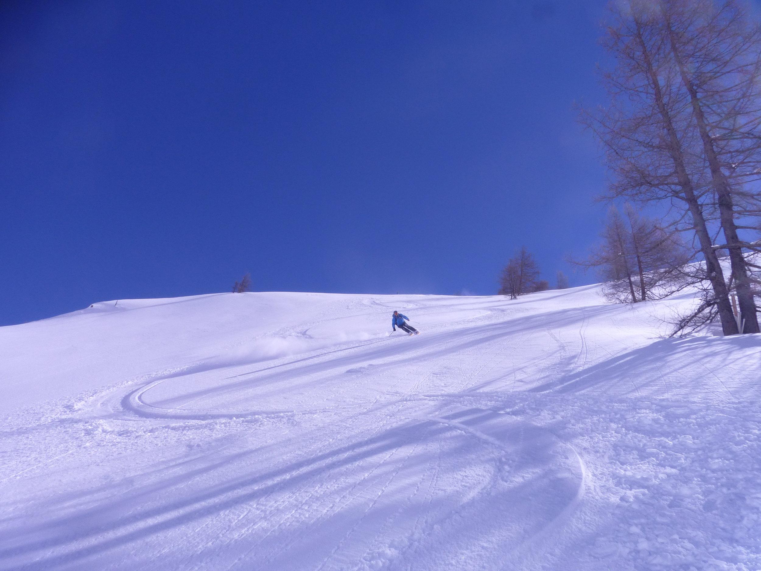 A nice slope