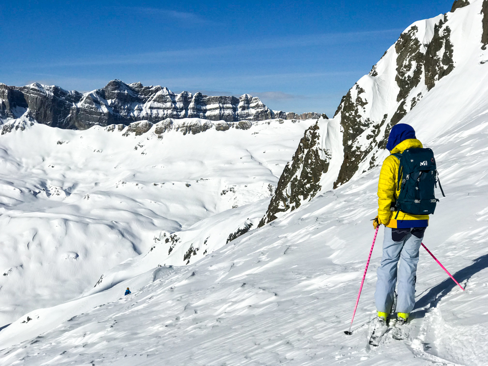 Chamonix -The endless slopes