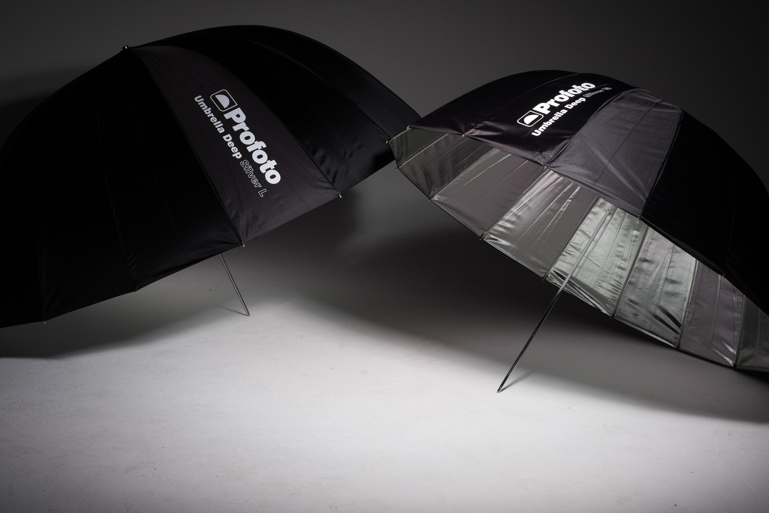 Paraplyer Deep Silver