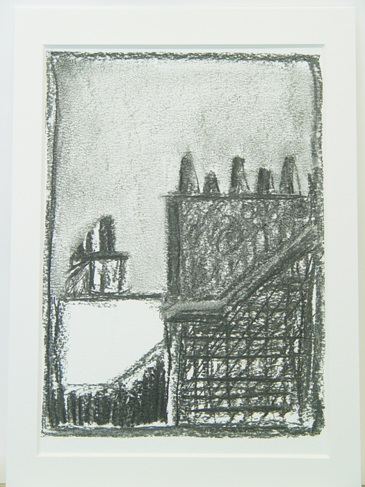 Anna Koenigs - Paris drawing morning N° 5