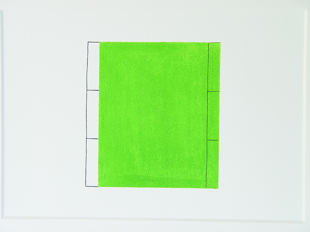 Anna Koenigs - Paris drawing afternoon N° 51