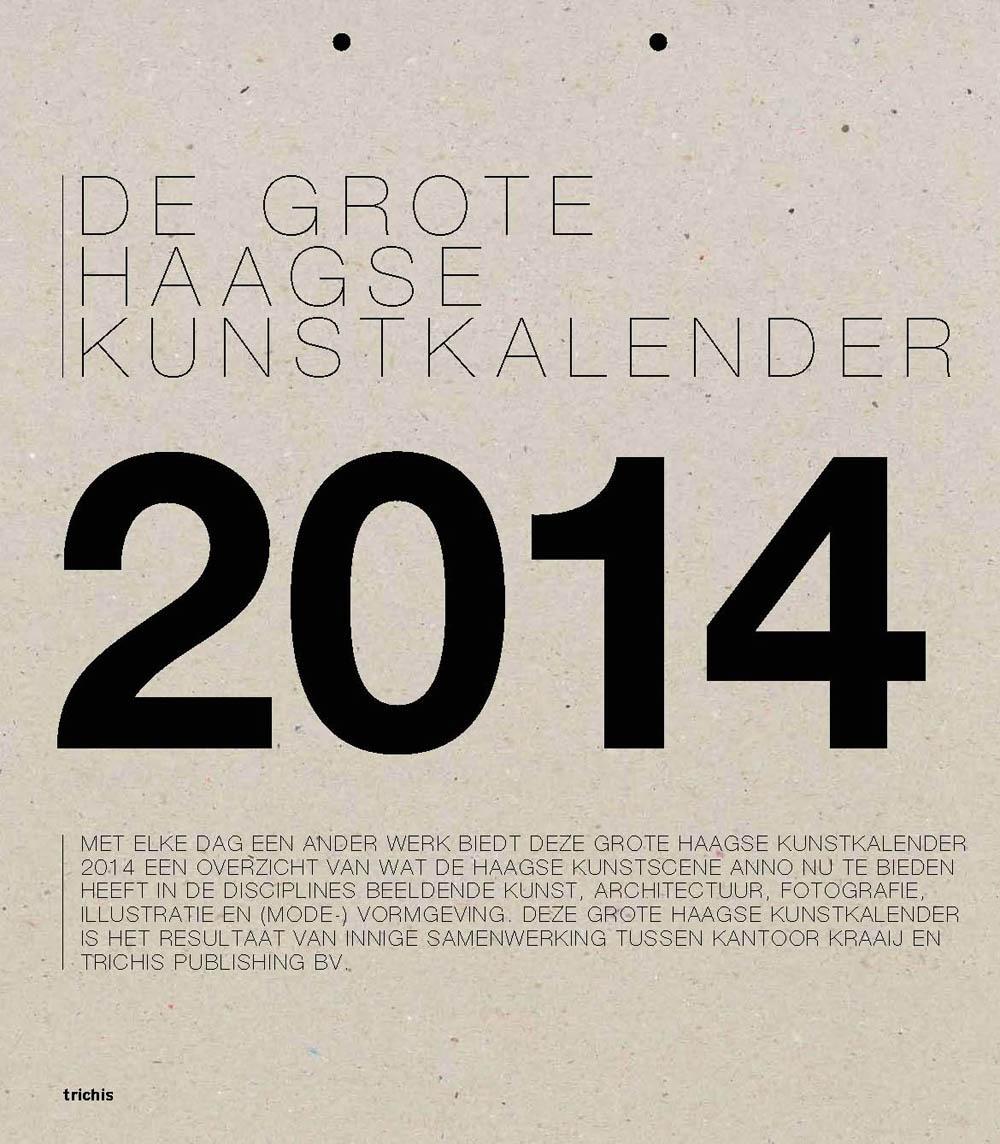 Anna Koenigs - Haagse Kunstkalender 2014