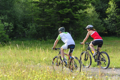 cycling for back pain