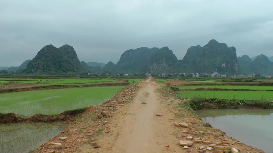 Quang Binh Province, Viet Nam