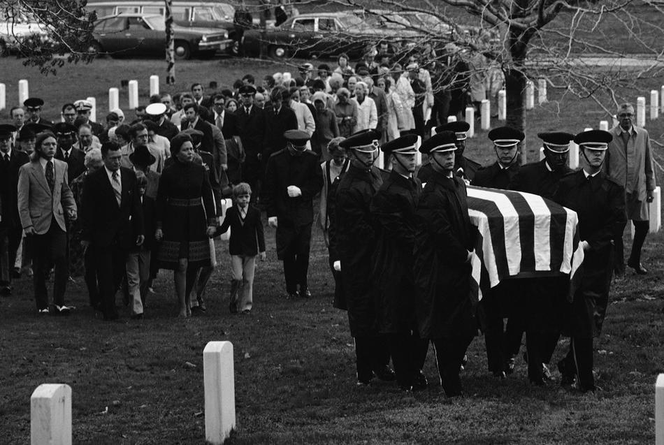Col. Wilmer Newlin Grubb, April 4, 1974